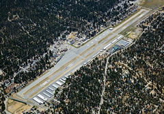 Aerial photo of L35 (Big Bear City Airport)