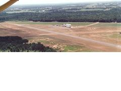 Aerial photo of KGTG (Grantsburg Municipal Airport)