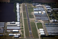 Aerial photo of 52F (Northwest Regional Airport)