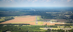 Aerial photo of KOPL (St Landry Parish Airport-Ahart Field)