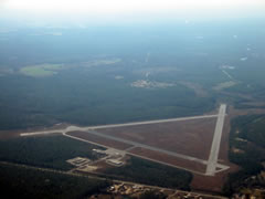 Aerial photo of 12J (Brewton Municipal Airport)