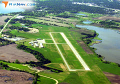 Aerial photo of KLJF (Litchfield Municipal Airport)