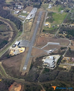Aerial photo of 02A (Chilton County Airport)