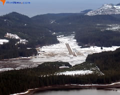 Aerial photo of PAOH (Hoonah Airport)