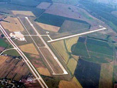 Aerial photo of KMUT (Muscatine Municipal Airport)