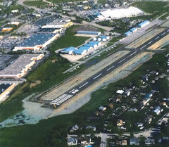 Aerial photo of 1C5 (Bolingbrook's Clow International Airport)