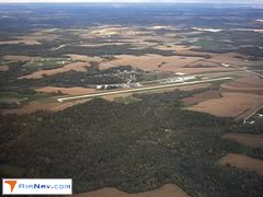 Aerial photo of KDEH (Decorah Municipal Airport)