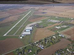 Aerial photo of KIKK (Greater Kankakee Airport)