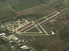 Aerial photo of KVCT (Victoria Regional Airport)