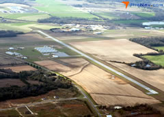 Aerial photo of 0J6 (Headland Municipal Airport)