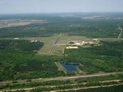 Aerial photo of KCMY (Sparta/Fort Mc Coy Airport)
