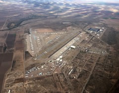 Aerial photo of KMZJ (Pinal Airpark)