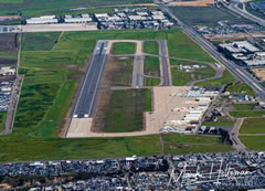 Aerial photo of KSDM (Brown Field Municipal Airport)