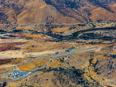 Aerial photo of L05 (Kern Valley Airport)