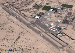 Aerial photo of E60 (Eloy Municipal Airport)