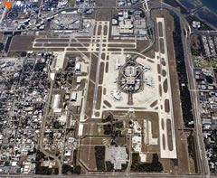 Aerial photo of KTPA (Tampa International Airport)
