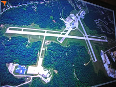 Aerial photo of KPKB (Mid-Ohio Valley Regional Airport)