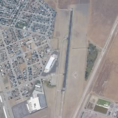 Aerial photo of M90 (William Robert Johnston Municipal Airport)