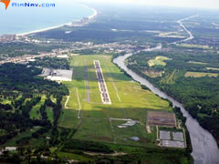 Aerial photo of KCRE (Grand Strand Airport)
