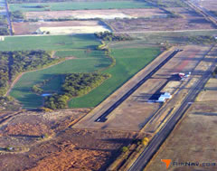 Aerial photo of F75 (Harrison Field of Knox City Airport)