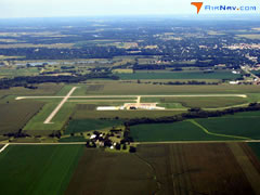 Aerial photo of KCTK (Ingersoll Airport)