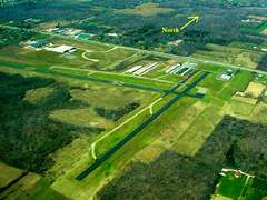 Aerial photo of 1G5 (Medina Municipal Airport)