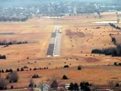 Aerial photo of F30 (Sulphur Municipal Airport)