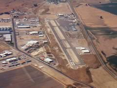 Aerial photo of O08 (Colusa County Airport)