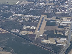 Aerial photo of 51J (Lake City Municipal Airport-CJ Evans Field)