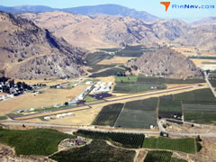 Aerial photo of S10 (Lake Chelan Airport)