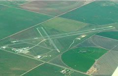 Aerial photo of KBFE (Terry County Airport)