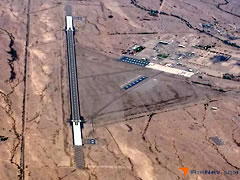 Aerial photo of KGXF (Gila Bend Air Force Auxiliary Airport)