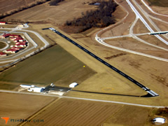 Aerial photo of H19 (Bowling Green Municipal Airport)
