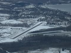 Aerial photo of N98 (Boyne City Municipal Airport)