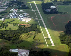 Aerial photo of KGOK (Guthrie-Edmond Regional Airport)