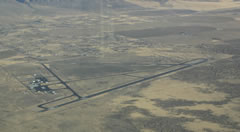 Aerial photo of KWMC (Winnemucca Municipal Airport)