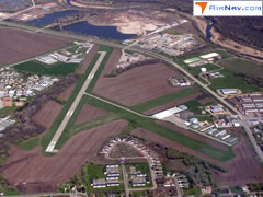 Aerial photo of 3JC (Freeman Field Airport)