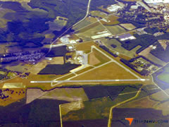 Aerial photo of KFKN (Franklin Municipal-John Beverly Rose Airport)