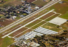 Aerial photo of E16 (San Martin Airport)