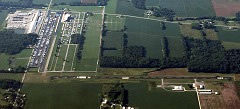 Aerial photo of 5A1 (Norwalk-Huron County Airport)
