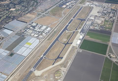 Aerial photo of KCMA (Camarillo Airport)