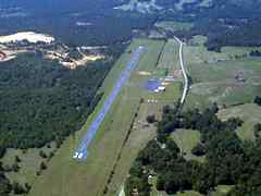 Aerial photo of M43 (Prentiss-Jefferson Davis County Airport)