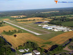 Aerial photo of KTEW (Mason Jewett Field Airport)