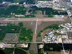 Aerial photo of KGLR (Gaylord Regional Airport)