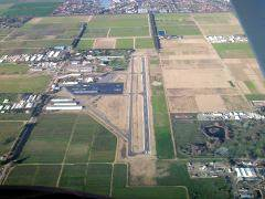 Aerial photo of KEDU (University Airport)