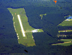 Aerial photo of 6J2 (St George Airport)