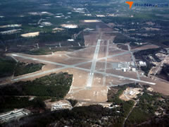 Aerial photo of KRBW (Lowcountry Regional Airport)