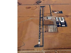 Aerial photo of KCEA (Cessna Aircraft Field Airport)