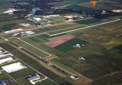 Aerial photo of 3LF (Litchfield Municipal Airport)