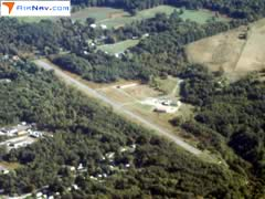 Aerial photo of 04G (Lansdowne Airport)